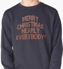 Merry Christmas, nearly everybody! Pullover