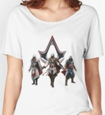 Ezio Auditore, the best Assassin Women's Relaxed Fit T-Shirt