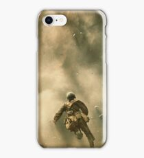 hacksaw ridge iPhone Case/Skin