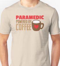 Sanitäter mit Kaffee Unisex T-Shirt