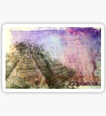 Chichen Itza Sticker
