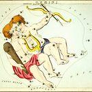 Zodiac Signs: Gemini by Vintage Works