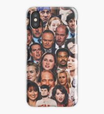The Office Collage  iPhone Case/Skin