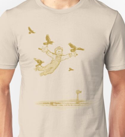 A Scarecrow Learns to Fly T-Shirt