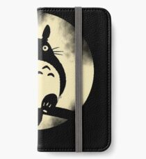 Moonlight Totoro iPhone Wallet/Case/Skin