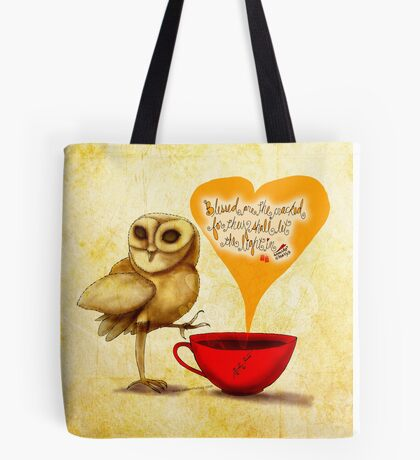 WHAT MY COFFEE SAYS TO ME MAY 11, 2015 Tote Bag