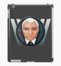 Dr Robert Ford iPad Case/Skin
