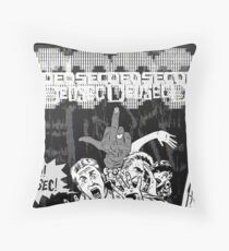 Dedsec Watch Dogs 2 Throw Pillow