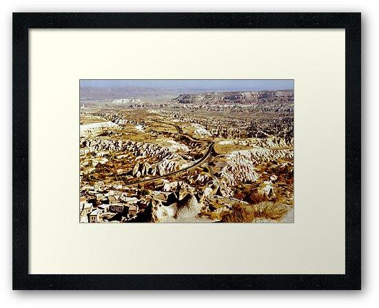 Cappadocia - Turkey by Arie Koene