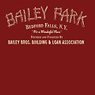 Bailey Park, Bedford Falls by Robiberg