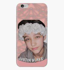 Justin Drew Blake Flower Crown iPhone Case