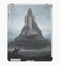 White Castle iPad Case/Skin
