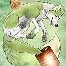 Matcha Fox by Matt Jones