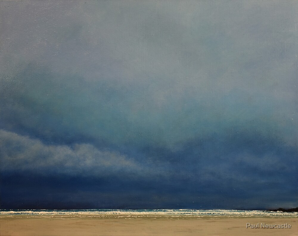 Moody Blue by Paul Newcastle
