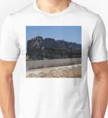 Union Pacific 844 Steam Train Unisex T-Shirt