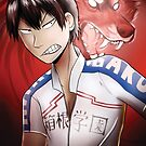 Arakita Yasutomo by Matt Jones
