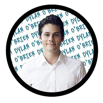 Dylan O'Brien Stilinski Teen Wolf by dezz