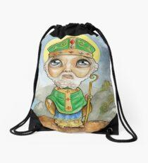 Saint Patrick Drawstring Bag