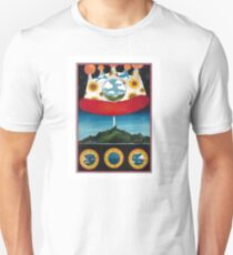 The Olivia Tremor Control - Music from the Unrealized Film Script: Dusk at Cubist Castle Shirt Unisex T-Shirt