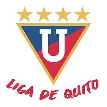 Liga de Quito - Ecuador by anaiseguez