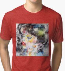 LADY FARFALLA Tri-blend T-Shirt