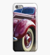 Classical Car - Mk II iPhone Case/Skin