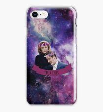 Dana & Fox   The X-Files iPhone Case/Skin