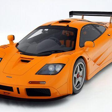 McLaren F1 Car  by ross-Gardiner