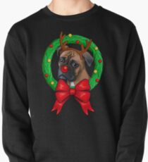 Boxer Day Pullover