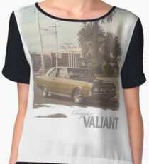 Chrysler Valiant vintage tee Chiffon Top