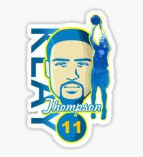 Klay Thompson Sticker