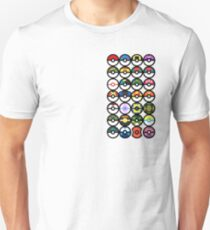 Pokémon - Pokeballs T-Shirt