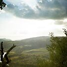 Romantic landscape by AugenBlicke