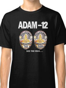 Adam-12 TV Series 70's Retro Classic T-Shirt