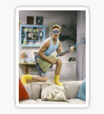 Zack Morris - Saved by the Bell Sticker