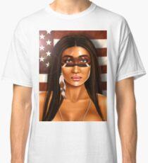 Native Woman Classic T-Shirt