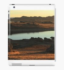 Poolburn Evening iPad Case/Skin