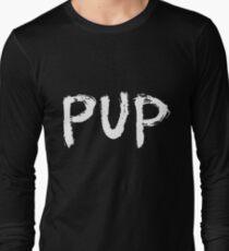 PUP Graffiti Logo White T-Shirt
