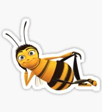 Barry Bee Benson Sticker Sticker