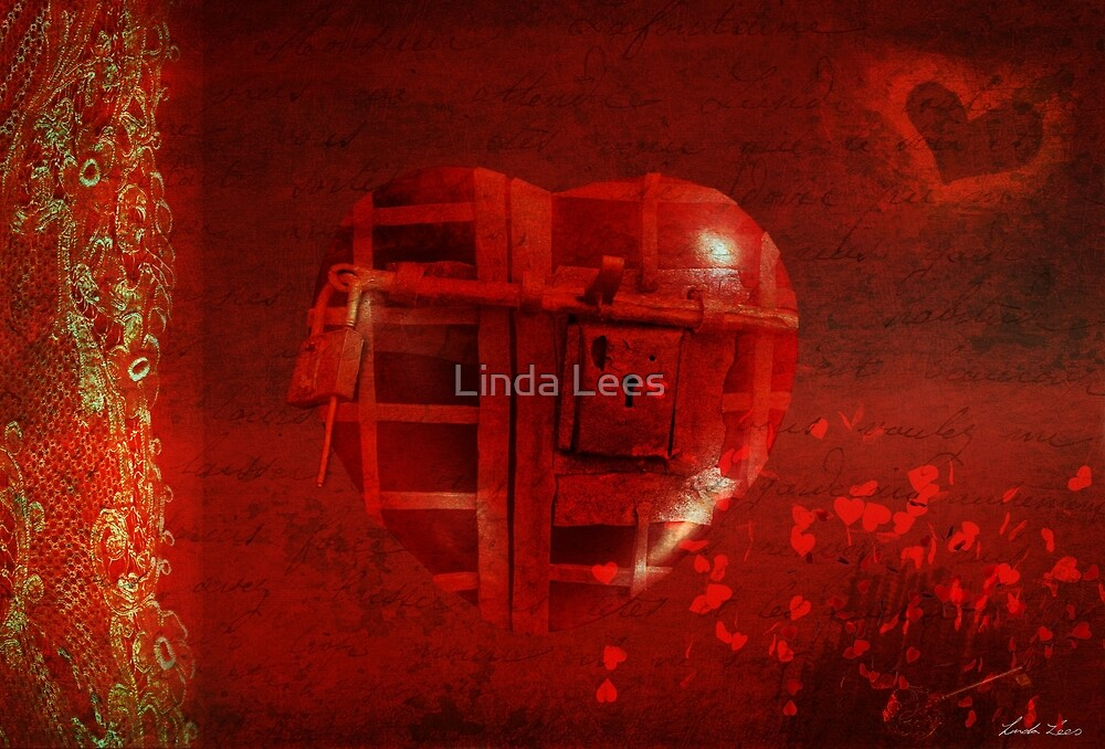 Love Locked by Linda Lees
