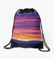 Cali Valley Under Fire Drawstring Bag