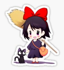 Kiki's Delivery Service Sticker