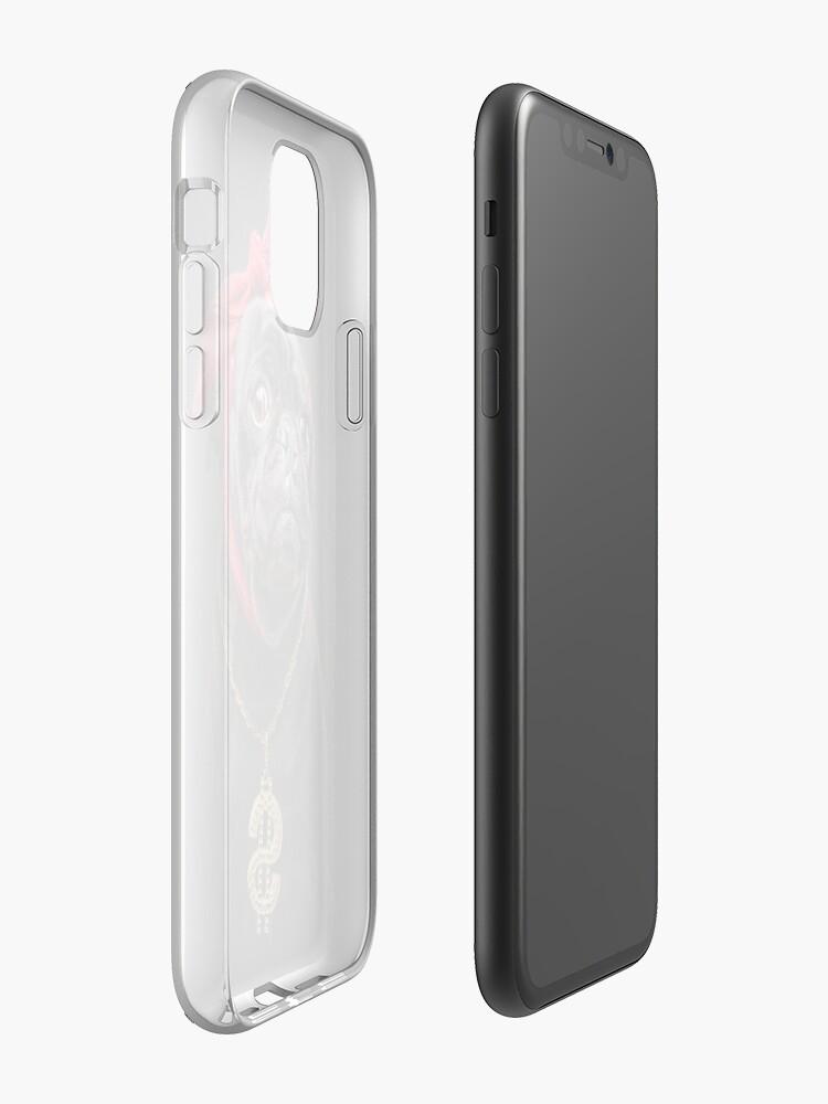 Pug Life 2 iphone case