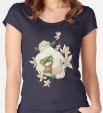 Vanilla Women's Fitted Scoop T-Shirt