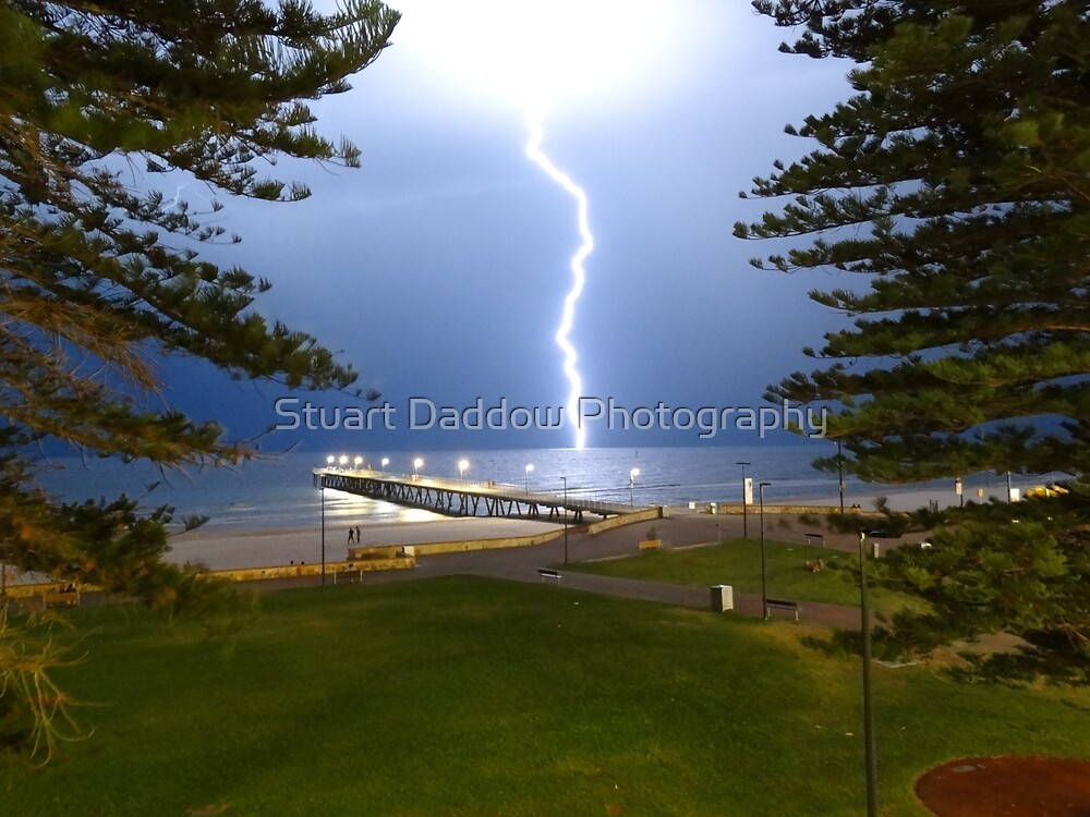Grand Lightning  by Stuart Daddow Photography