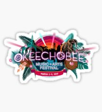 Okee 2017 Sticker