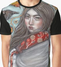 Persephone's Descent Graphic T-Shirt