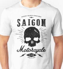 Saigon Motorcycle Club | White Unisex T-Shirt