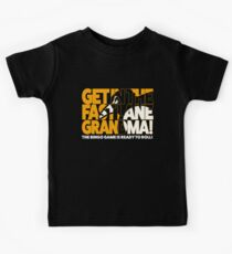 Get In the Fast Lane Kids Tee