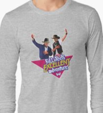 Westworld Bill and Ted Long Sleeve T-Shirt